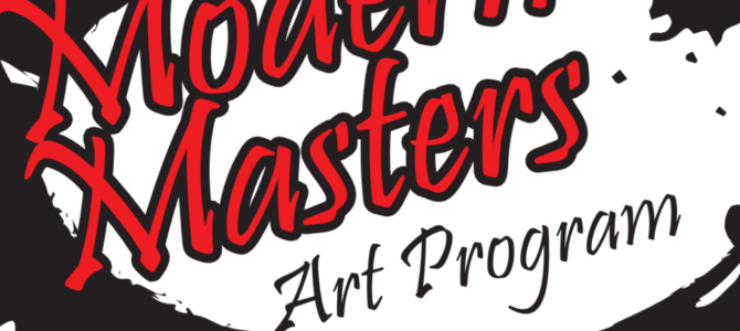 Register now: TPCA Modern Masters Art Program