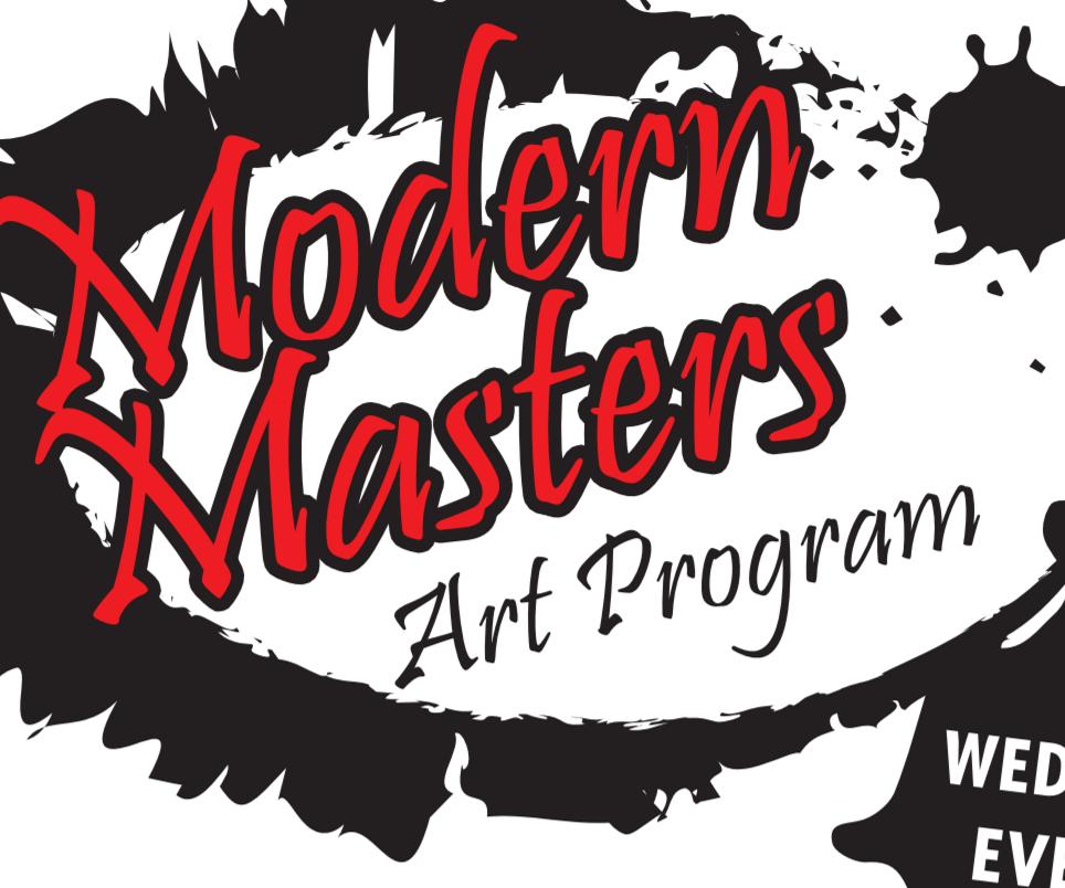 Register now: TPCA Modern Masters Art Program