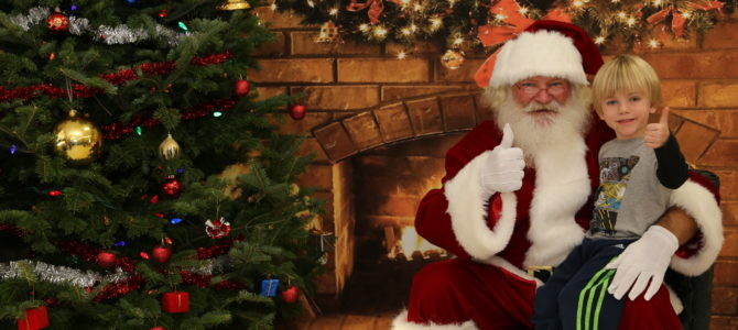 2017 Tuxedo's Annual Santa Breakfast, Dec 2nd 9-11am